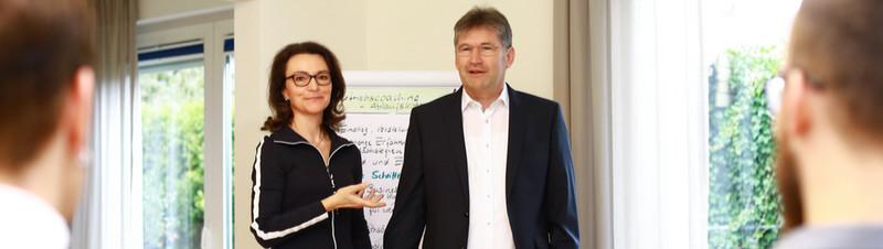 Geschäftsführer der Akademie für Management Bau und Umwelttechnik in Potsdam